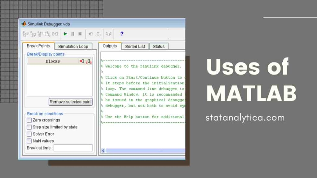 uses-of-matlab