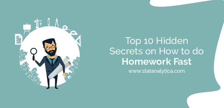 how-to-do-homework-fast