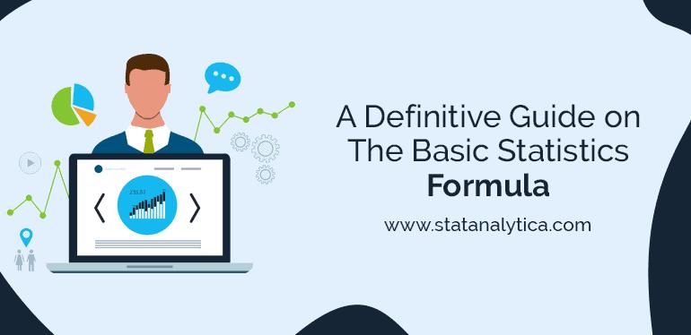 basic statistics formula