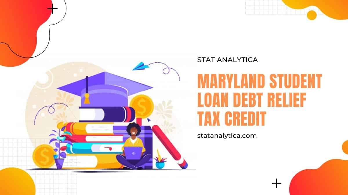 Maryland student loan debt relief tax credit