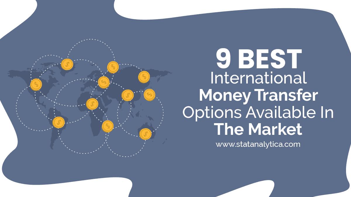 9 Best International Money Transfer