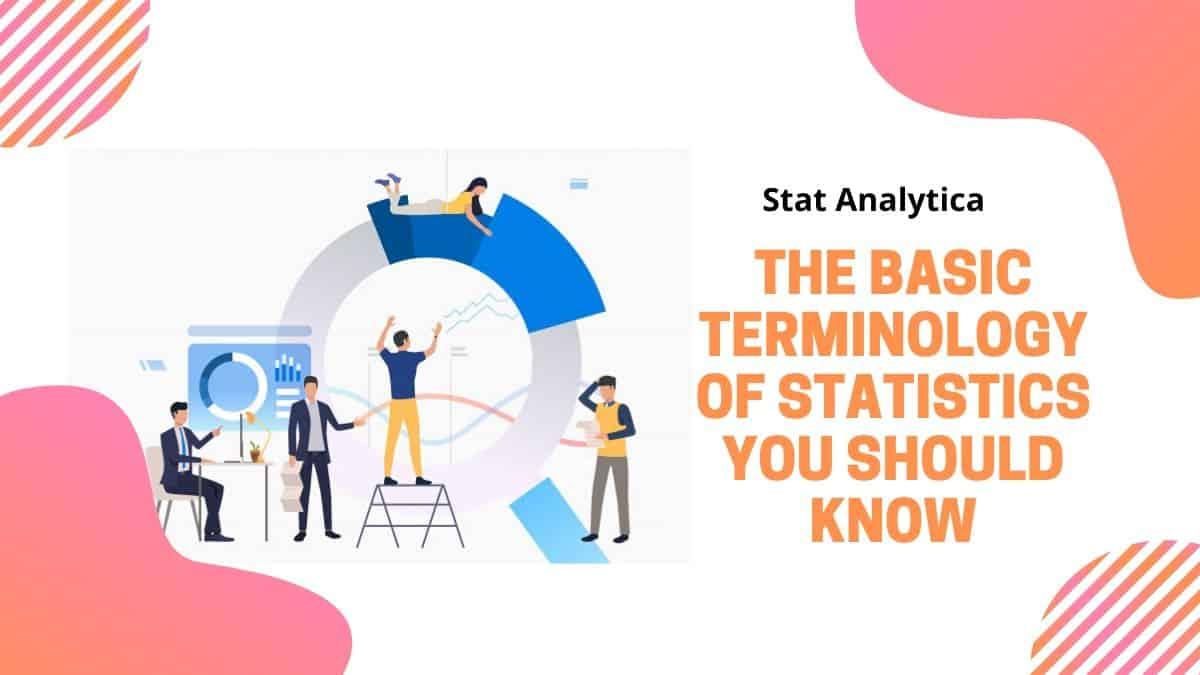terminologies of statistics