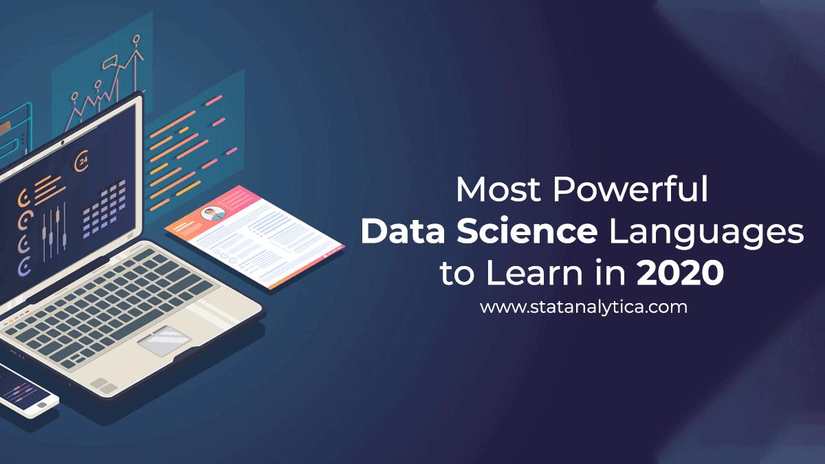 data science languages