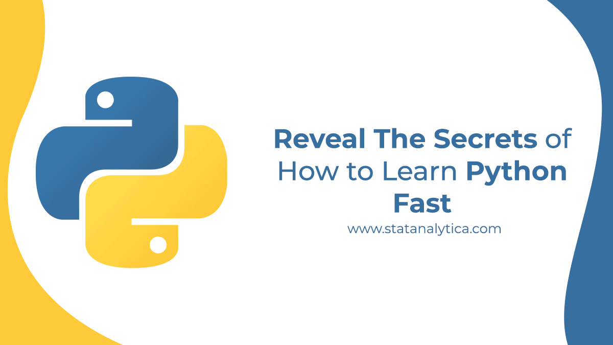 how to learn python fast