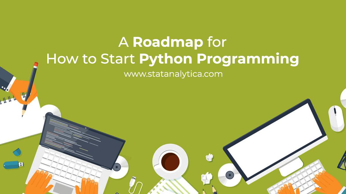 how to start python programming
