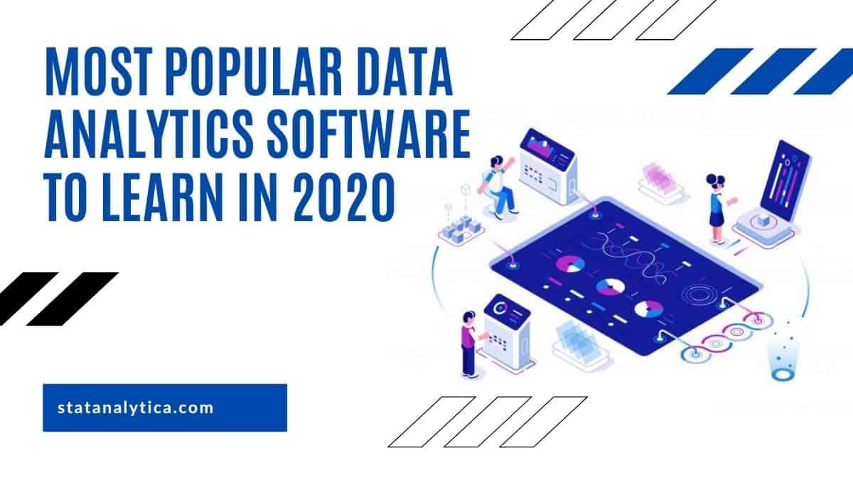 data analytics software