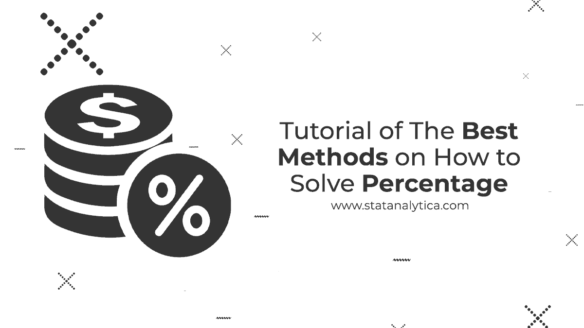 how to solve percentage