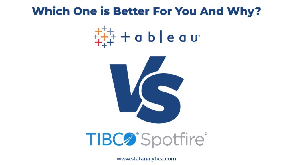 tableau vs spotfire