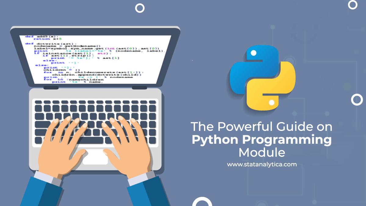 python-programming-module