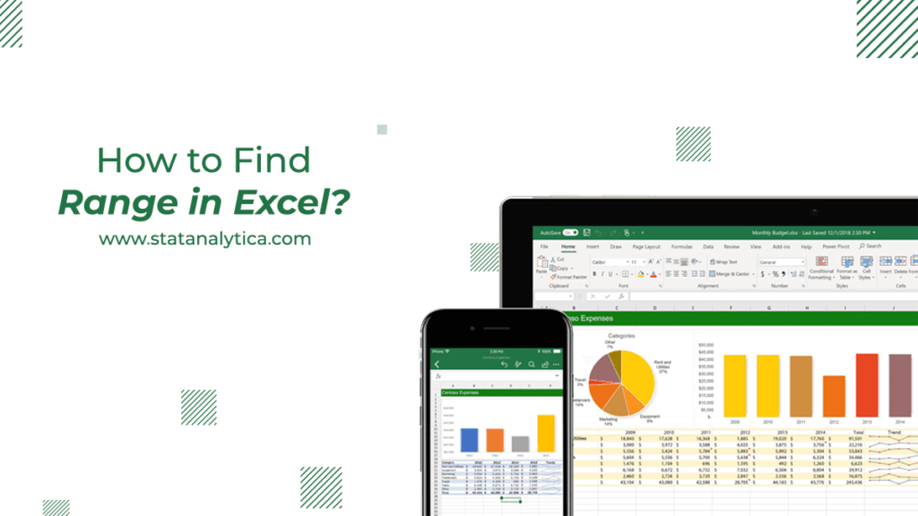 how-to-find-range-in-excel