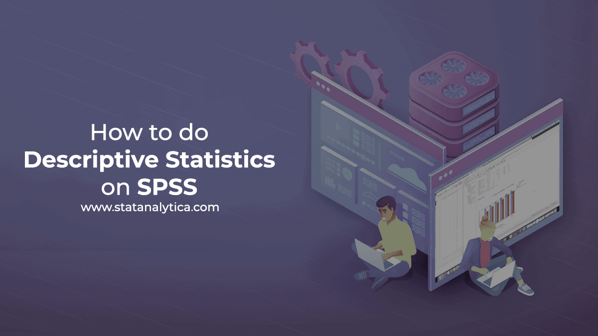 descriptive statistics on spss