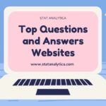 question and answer websites