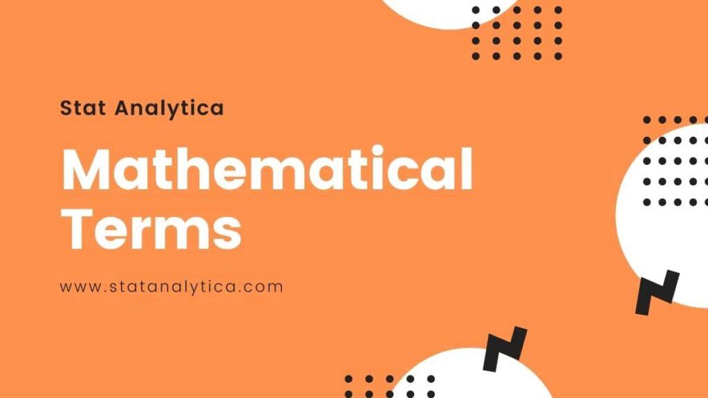 mathematical-terms
