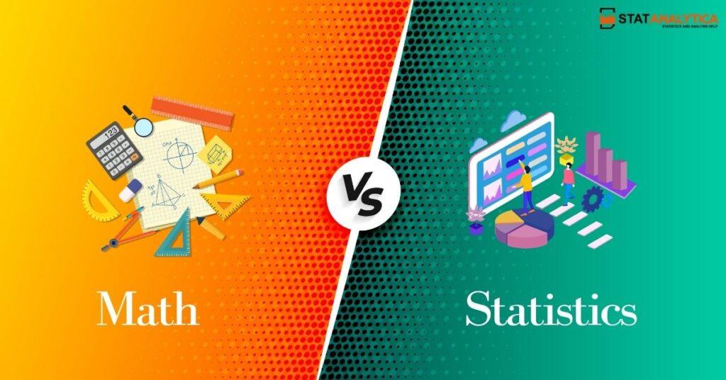 Math vs Statistics