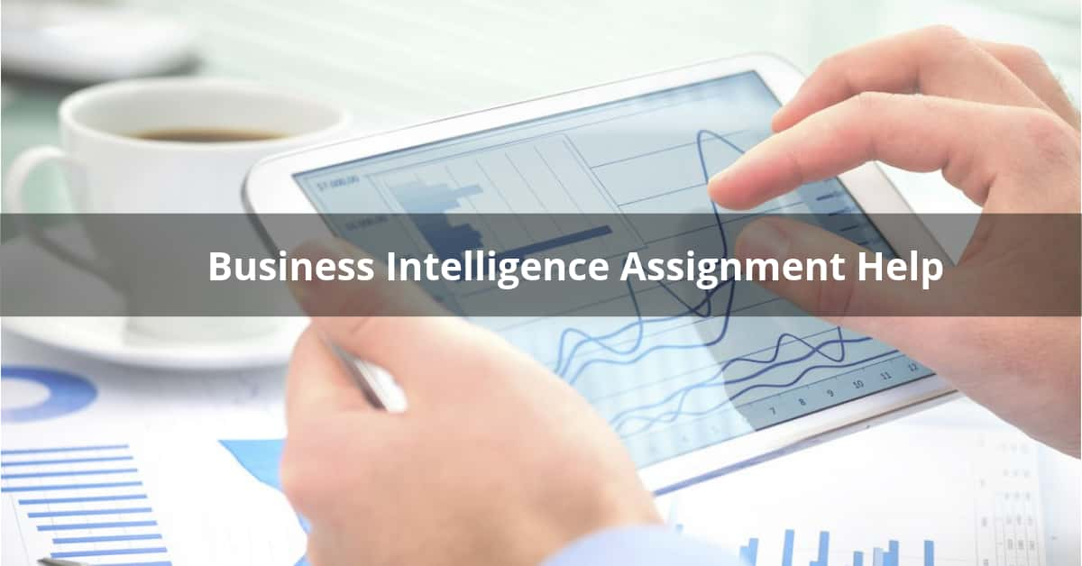 Business Intelligence Assignment Help