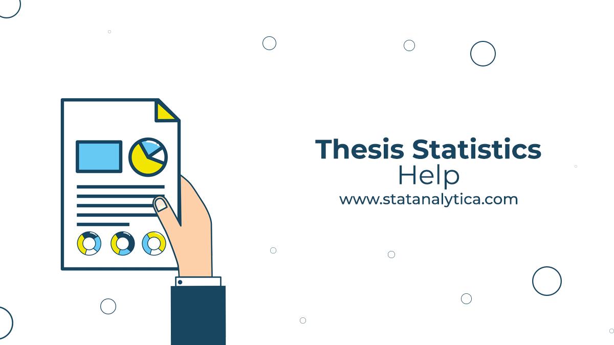 thesis statistics help